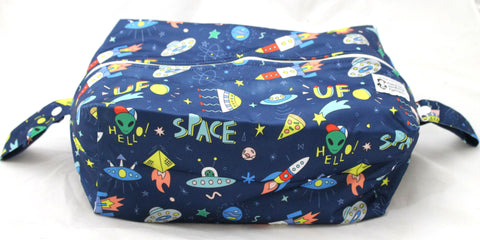 "Extended Diaper Pod ""Navy UFOs"""