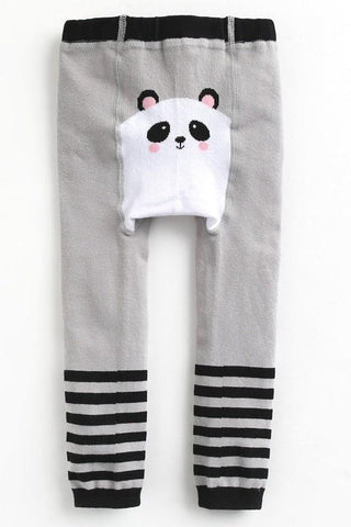 "Eva & Elvin Pants ""Grey Panda"""