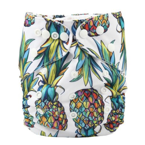 "Sigzagor Pocket ""Painted Pineapples"""