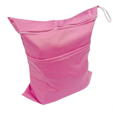 "Travel Wetbag - ""Pink"""