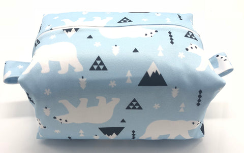 "Diaper Pod ""Polar Bears"""