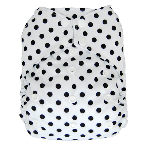 "THX One-Size All-In-One ""Polka Dot"""