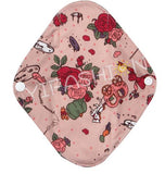 "YiFashion Cloth Pad 10 Inch Charcoal ""Princess Ball"""