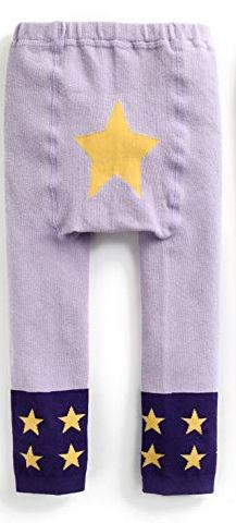 "Eva & Elvin Pants ""Purple Star"""