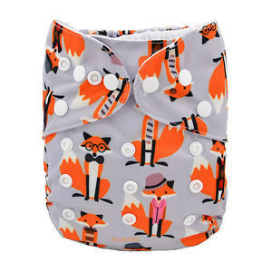 "Limited Edition Pocket ""Foxes"""