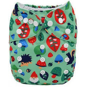 "Limited Edition - Pocket Diaper ""Gnomes"""