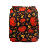"Alva Pocket ""Fall Pumpkins"""