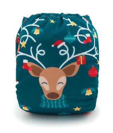 "Alva Pocket ""Reindeer Delight"""