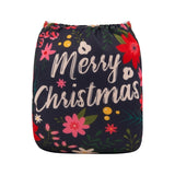 "Alva Pocket ""Classic Merry Christmas"""