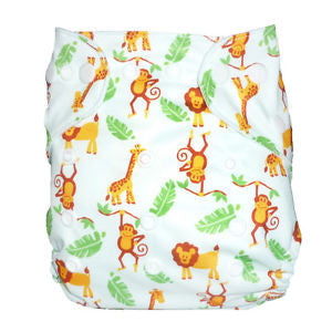 "Alva Pocket ""Jungle Animals"""