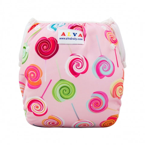 "Alva Swim Diaper ""Lollipops"""
