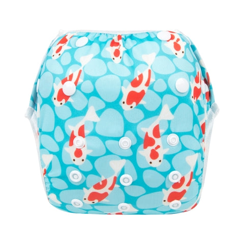 "Alva Swim Diaper ""Little Koi"""