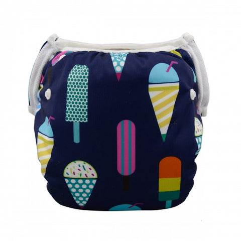 "Alva Swim Diaper ""Ice Cream"""