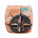 "Alva Swim Diaper ""Compass"""