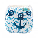 "Alva Swim Diaper ""Anchor Wave"""