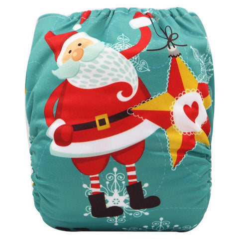 "YiFashion Pocket  ""Ornament Santa"""