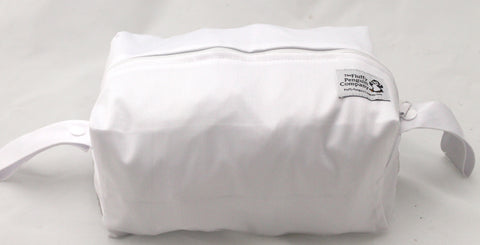 "Diaper Pod ""Solid White"""