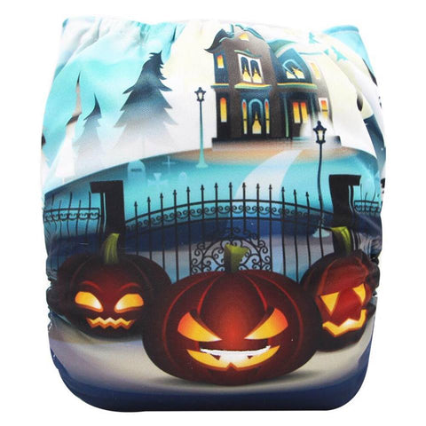 "YiFashion Pocket  ""Spooky House"""