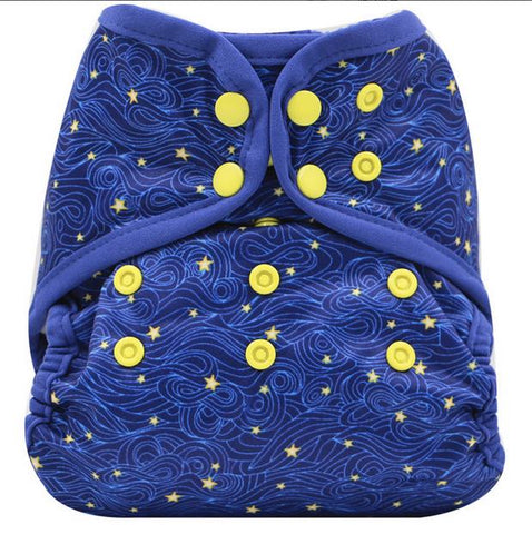 "YiFashion Cover ""Starry Night"""