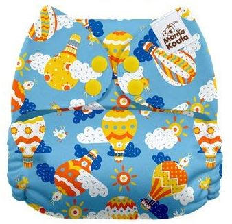 "Mama Koala Pocket ""Summer Sweetness - Balloons"""