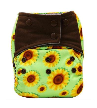 "YiFashion Charcoal AIO ""Sunflowers"""
