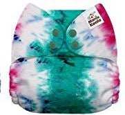 "Mama Koala Pocket ""Tie Dye - Watermelon"""