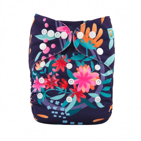 "Alva Pocket  ""Jungle Bloom"""