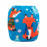 "Alva Pocket  ""Snow Fox"""