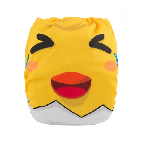 "Alva Pocket  ""Crying Chick"""