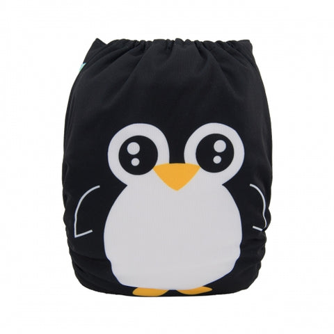 "Alva Pocket ""Penguin"""