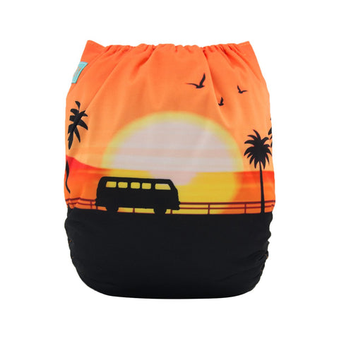 "Alva Pocket  ""Beach Sunset"""