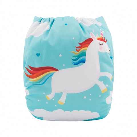 "Alva Pocket  ""Magical Unicorn"""