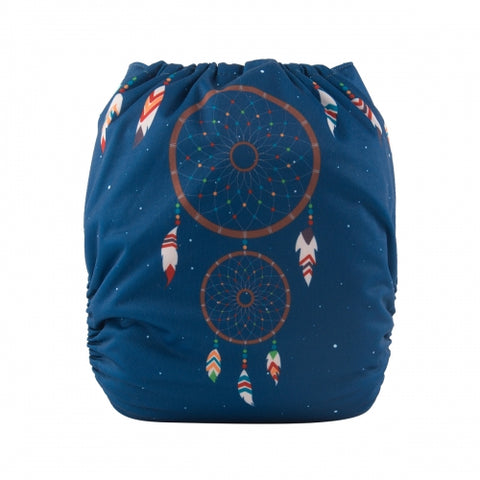 "Alva Pocket  ""Blue Dreamcatcher"""