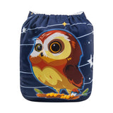 "Alva Pocket  ""Skeptical Owl"""
