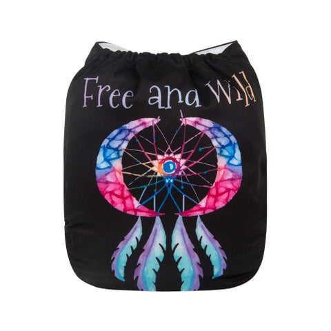 "Alva Pocket  ""Free And Wild"""