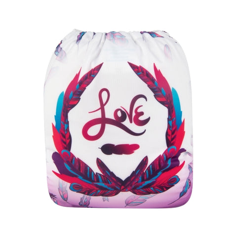 "Alva Pocket  ""Love Feathers"""