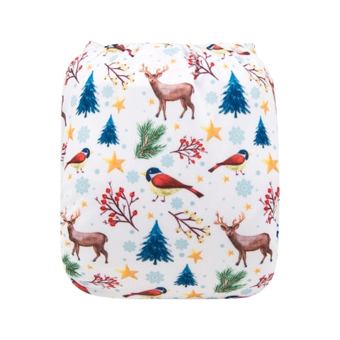 "Alva Pocket  ""Winter Flora And Fauna"""