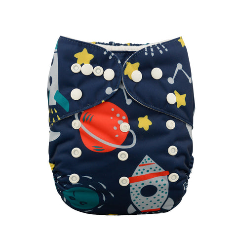 "Alva Pocket ""Rocketship"""