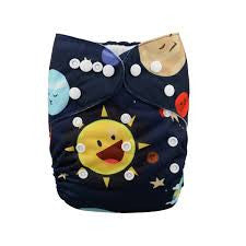 "Alva Pocket ""Happy Sun"""