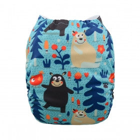 "Alva Pocket ""Bear Dance"""