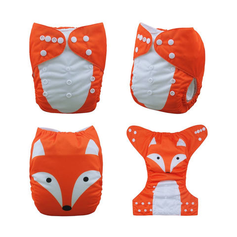 "Alva Pocket ""Fox Face"""