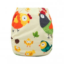 "Alva Pocket ""Funky Chickens"""