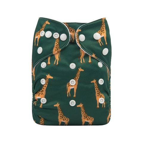 "Alva Pocket ""Giraffes"""