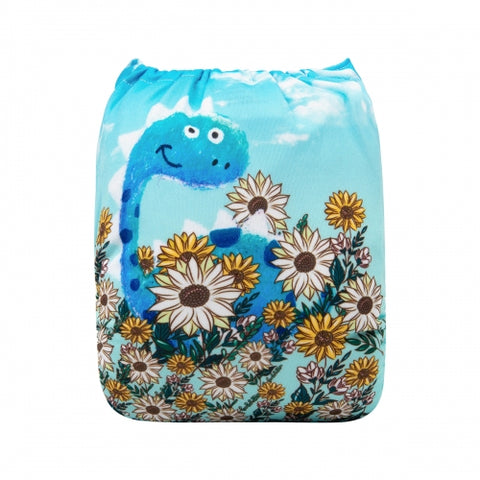 "Alva Pocket ""Daisy Dino"""