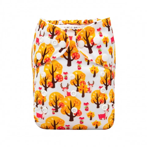 "Alva Pocket ""Foxy Forest"""