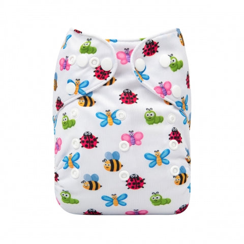 "Alva Pocket ""Funny Insects"""