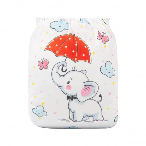 "Alva Pocket ""Elephant Showers"""