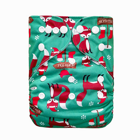 "YiFashion Pocket  ""North Pole Fox"""