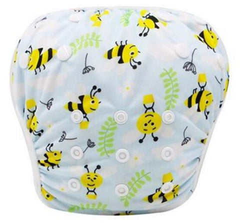 "YiFashion Swim Diaper ""Bees"""