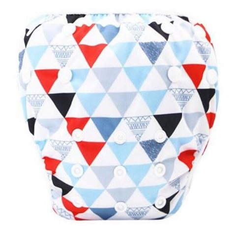 "YiFashion Swim Diaper ""Pyramids"""